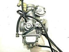 2001 HONDA XR650R COMPLETE 42mm KEIHIN PE CARB CARBURETOR 16100-MBN-641