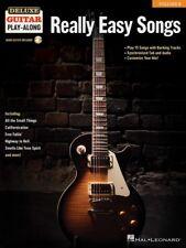 REALLY EASY SONGS DELUXE GUITAR PLAY ALONG VOLUME 2 SHEET MUSIC & BACKING TRACKS