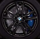 BMW OEM F85 X5 M F86 X6 M Style 611 Black M Double Spoke 20