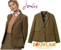 Joules Womens Wiscombe Tweed Blazer Jacket - AW19