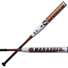 "2020 Worth Marauder Pro Edition Xxl Ssusa 34""/26oz Slowpitch Softball Bat Wmarss"