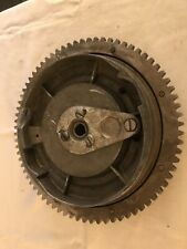 1956 Omc Johnson Evinrude Electric Start Flywheel 15 Hp