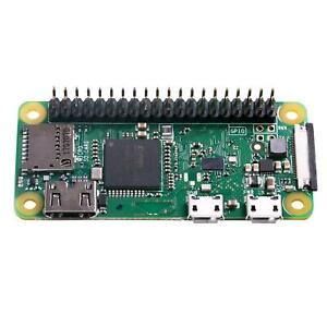 Raspberry Pi Zero WH - Wie Zero W jedoch mit bestücktem GPIO Header