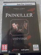 29384// PAINKILLER UNIVERSE COMPILATION  3 JEUX   POUR PC NEUF