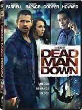 DEAD MAN DOWN (DVD) New Sealed Colin Farrell