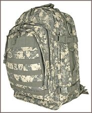 EXTREME TACTICAL BACKPACK - ACU DIGITAL CAMO HIGH QUALITY 600 DENIER FABRIC
