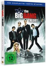 The Big Bang Theory - Die komplette vierte Staffel DVD Set ovp