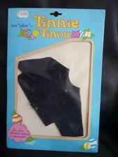 veste noire pour poupee tinnie tinou  raynal kenner parker ref 810017
