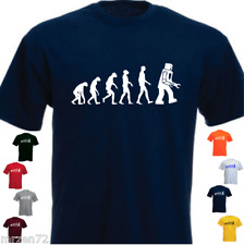 Ape Human Robot Evolution Custom Funny T-shirt