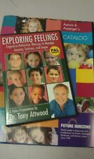 Exploring Feelings DVD PAL by Tony Attwood - Autism