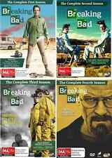 Breaking Bad Series Seasons 1 - 4 : NEW DVD