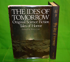 SIGNED by George RR Martin a game of thrones IDES OF TOMMOROW 1976 Robert Bloch