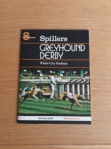 1974 GREYHOUND DERBY - JIMSUN