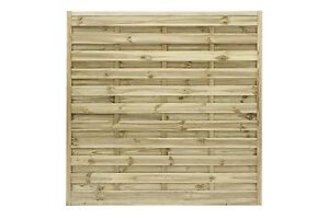Elite Espirit Fence Panel - Premium Euro Panel - £30.00