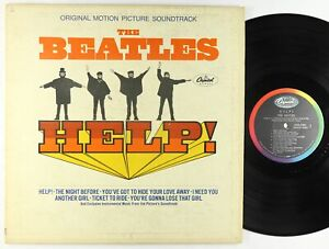 Beatles - Help! LP - Capitol Mono