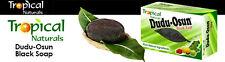 48 x Tropical Naturals Dudu Osun African Black Soap Psoriasis Eczema Acne Fungus