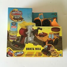 ❤ Play-Doh Diggin Rigs Tonka Chuck N Friends Brick Mill Set Art Craft Create ❤