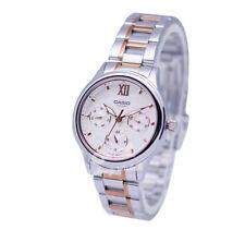 -Casio LTPE306RG-7A Ladies' Analog Watch Brand New & 100% Authentic