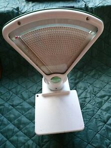 Avery Vintage Retro Weighing Scales, white enamel