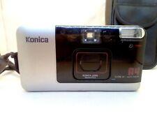 Konica BIG MINI A4 35mm f/3,5 compact camera
