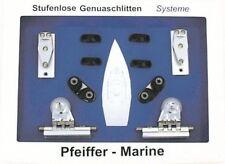 Genoa Presentazione Sistema come Set Completo per Navi fino a 9,5m Ideale