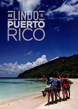 Que Lindo Es Puerto Rico, DVD - FREE SHIPPING!!