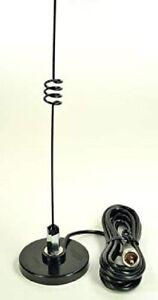 Workman KRDB 2 Meter Dual Band VHF/UHF Magnet Mount mobile Ham Radio Antenna