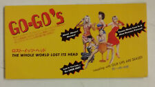 "The Go-Go's The Whole World Lost Its Head Cd-Single 3"" Japón 1994  B. Carlisle"