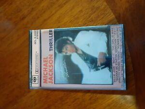 Michael Jackson, Thriller cassette