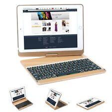 Universal Backlight Backlit Aluminum Bluetooth Keyboard Case For Apple iPad Air
