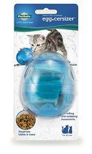 PetSafe FUNKITTY EGG-CERSIZER Cat Toy Treat and Food Dispensing Exercising