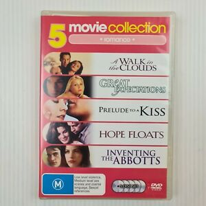 5 Movie Collection RomanceDVD - 5 Disc Set - Region 4 - TRACKED POST