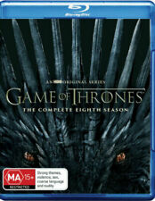 Game of Thrones Season 8 Final Blu-ray BRAND NEW IN STOCK NOW GENUINE