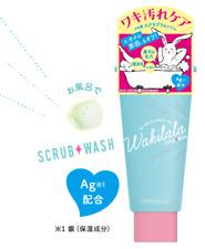 2019 NEW!! Bison Wakilala SCRUB WASH for Underarm Whitening Body Scrub 90g JAPAN