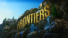 FRONTIERS - Steam chiave key - Gioco PC Game - Free shipping - ROW