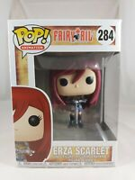 Animation Funko Pop - Ezra Scarlet - Fairy Tail - No. 284