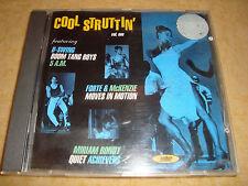 COOL STRUTTIN : Vol. One  (D-SWING BOOM TANG BOYS FORTE & MCKENZIE MIRIAM BONDY)