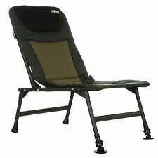 Diem Session Chairs Steel Frame Adjustable Legs Fishing Camping Accessories