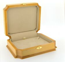 Luxury Wooden Necklace Pendant Presentation Box