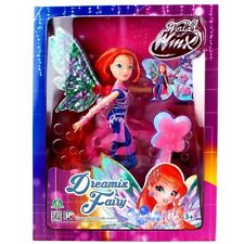 Bloom - 1st Wave World of Winx Dreamix Fairy - Winx Club