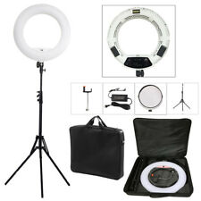 """Dimmable Diva 48W 18"""" LED Selfie Studio Ring Light For Beauty MakeUp Video Photo"""