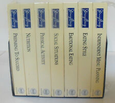 JENNY CRAIG  Personal Weight Management Video Library Set of 7 VHS *NEW*