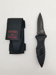 "Master of Defense MOD CQD Mark II MK2 Duane Dieter 3-1/2"" Blade Folding Knife"