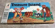 Vintage 1956 Treasure Island Board Game Milton Bradley 100% Complete Clean Minty