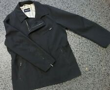 Pristine Mens GIORGIO ARMANI Nylon Zippered Jacket. Size EU 54, US 44