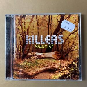 Sawdust by The Killers(CD, 2007, Island) 18 Tracks