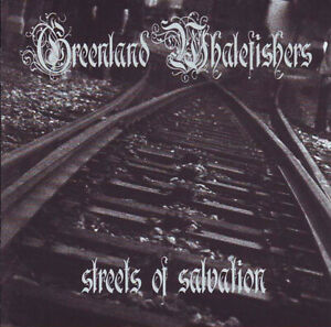 """GREENLAND WHALEFISHERS 2xCDLP """"Streets Of Salvation"""" / """"Down & Out""""- Celtic-Punk"""