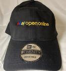 eBay Open Online Logo 2021 Black Hat Cap One Size Adjustable Unisex