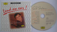 GIL SHAHAM Romances for violin and orchestra 10-track PR0M0 CD Card sleeve