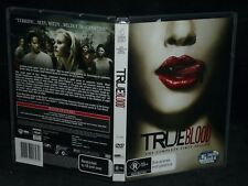TRUE BLOOD THE COMPLETE FIRST SEASON (5-DISC SET) (DVD, R 18+)